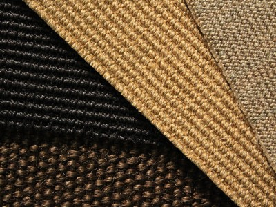 Sisal-tapijt
