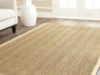 Tapijt Natuurlijk Materiaal : Natuurlijke tapijten karpetten en vloerkleden edison interieur